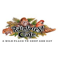 img- Rainforest Cafe Application